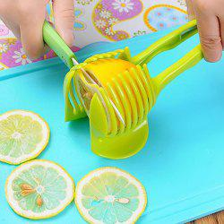 Tomato Lemon Fruit Vegetable Slicer Artifact -