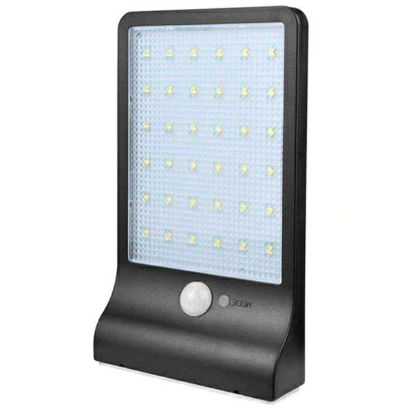 New Solar Outdoor Wall Human Induction Lamp