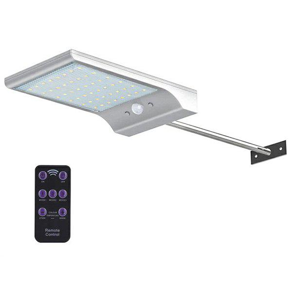 Store Solar Outdoor Wall Human Induction Lamp