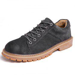 Casual Chaussures Oxford Hommes -