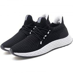 Men's Casual Breathable Non-slip Running Sports Shoes -