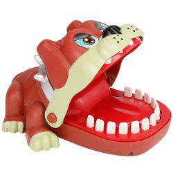 Biting Hand  Alligator Toy Tooth Extraction Shark Hippo Lighting Toy -