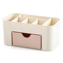 Cosmetic Desktop Home Multi-function Jewelry Storage Box -
