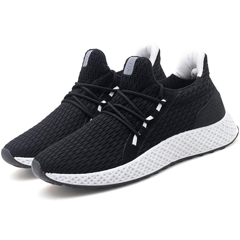Fashion Men's Casual Breathable Non-slip Running Sports Shoes