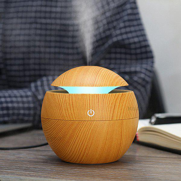 Affordable USB Wood Grain Creative New Large Water Tank Humidifier