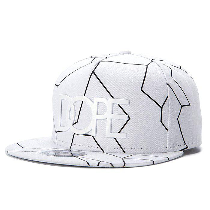 Trendy Wuke Hip Hop Flat Fashion Baseball Cap