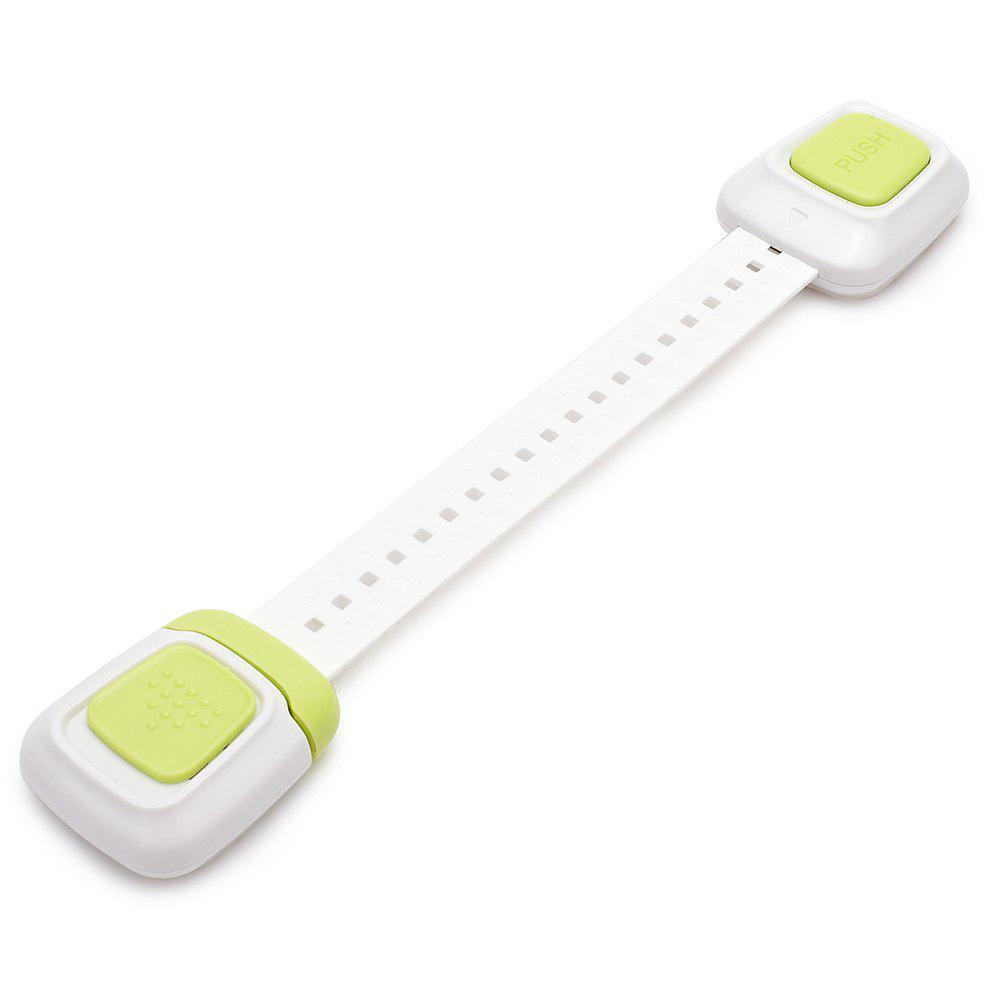 Chic Multi-function Two-button Child Safety Lock