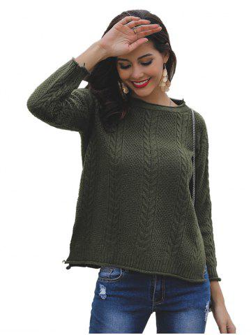 2a47ab1f410 Women Leisure Comfortable Loose Long Sleeve Sweater