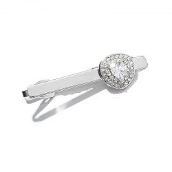 Men's French Business Shirt Tie Clip -