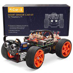 SUNFOUNDER  PiCar - S RC Car Kit for Raspberry -