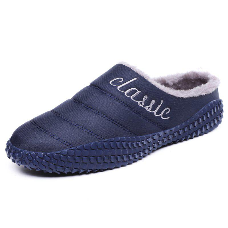 Men  's Slipper Durable Keep Warm