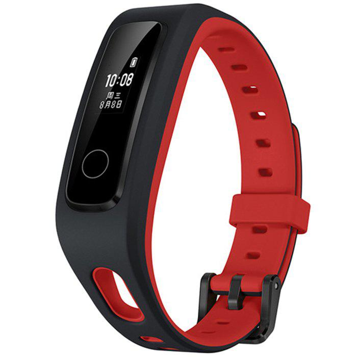Cheap HUAWEI Running 4 Bracelet OLED Touch Control Color Screen 50 Meters Waterproof Heart Rate Intelligent Detection