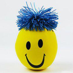 Creative Vent Human Face Ball Anti Stress Relief Toy 1PC -
