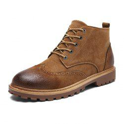 99 - 7 Casual High-top Boots -