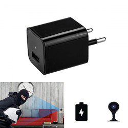 M1 2-in-1 Mini Built-in 32G Memory 1080P HD USB Charger Camera Pet Security Monitor -