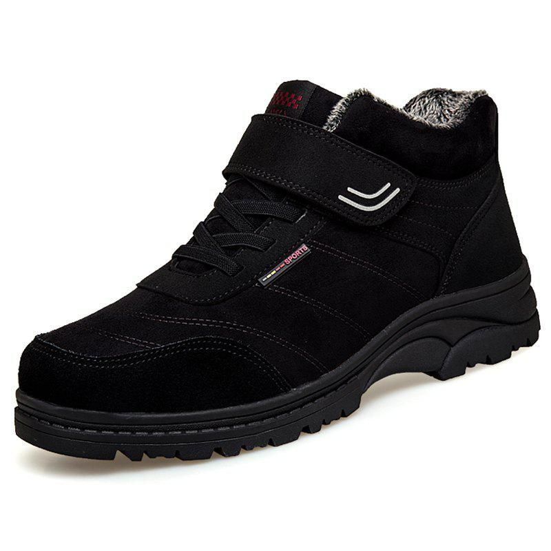 Affordable Men's Sneakers Warm Comfortable Plus Velvet