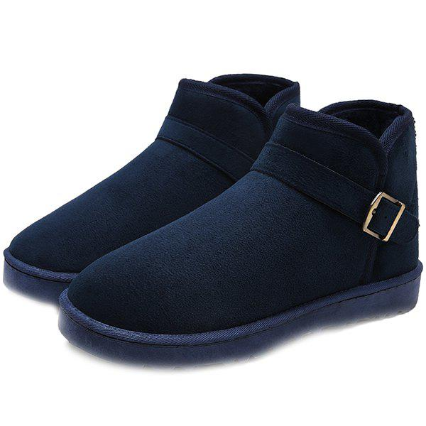 Store Warm Outdoor Boots for Winter