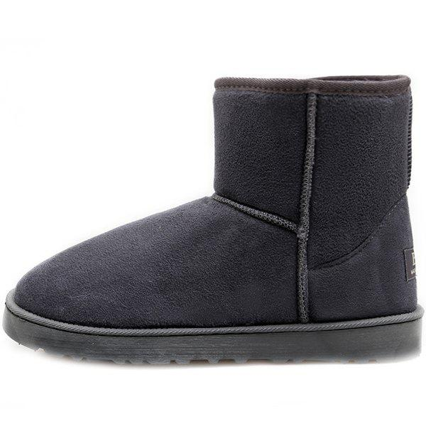 Cheap Warm Velvet Outdoor Boots