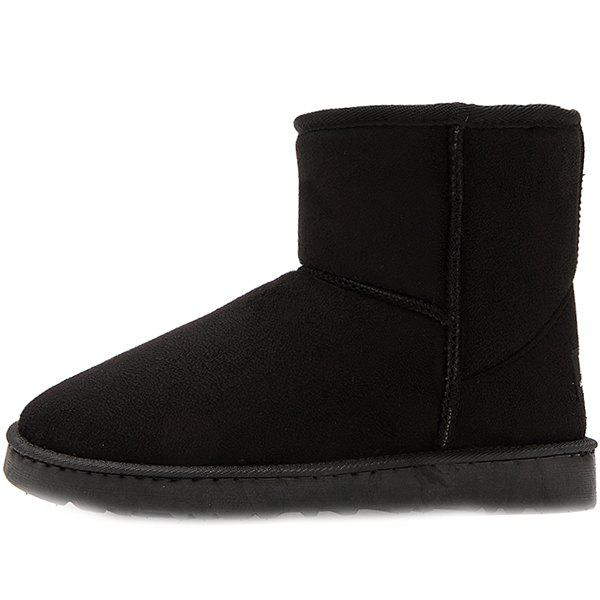 Best Warm Velvet Outdoor Boots