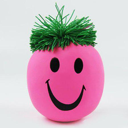 Latest Creative Vent Human Face Ball Anti Stress Relief Toy 1PC