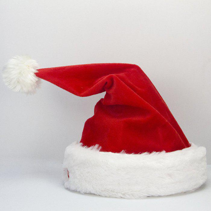 0eb2599dbc3e2 Discount Singing Dancing Christmas Hat Decoration Supplies Electric  Children Toy