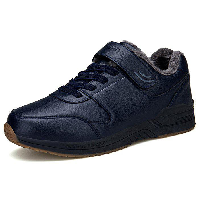 Affordable Middle-aged Warm Outdoor Cotton Shoes