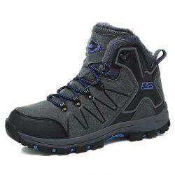 Men's Hiking Boots Outdoor Cotton -