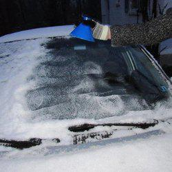 Outdoor Winter Windshield Snow Remover Ice Scraper -