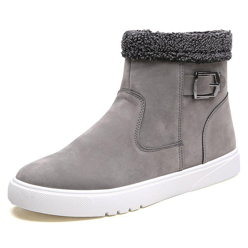 Affordable High-top Snow Boots