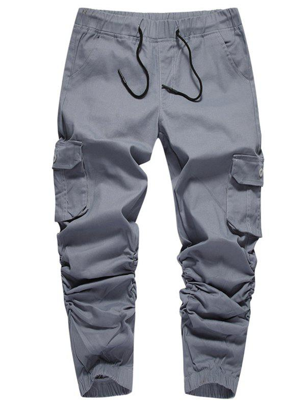Chic Men's Loose Casual Fashionable Pants