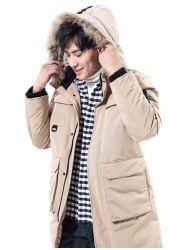 Outdoor Leisure Long Goose Down Parka from Xiaomi Youpin -