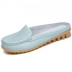 Simple Casual Half Slippers -