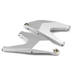 Remote Control Rear Axle Front Hem Arm Lever for KIDRACING TRAXXAS UDR 2 pcs -