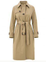 Ladies Long Classic Trench Coat from Xiaomi Youpin -