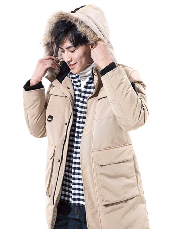 Store Outdoor Leisure Long Goose Down Parka from Xiaomi Youpin