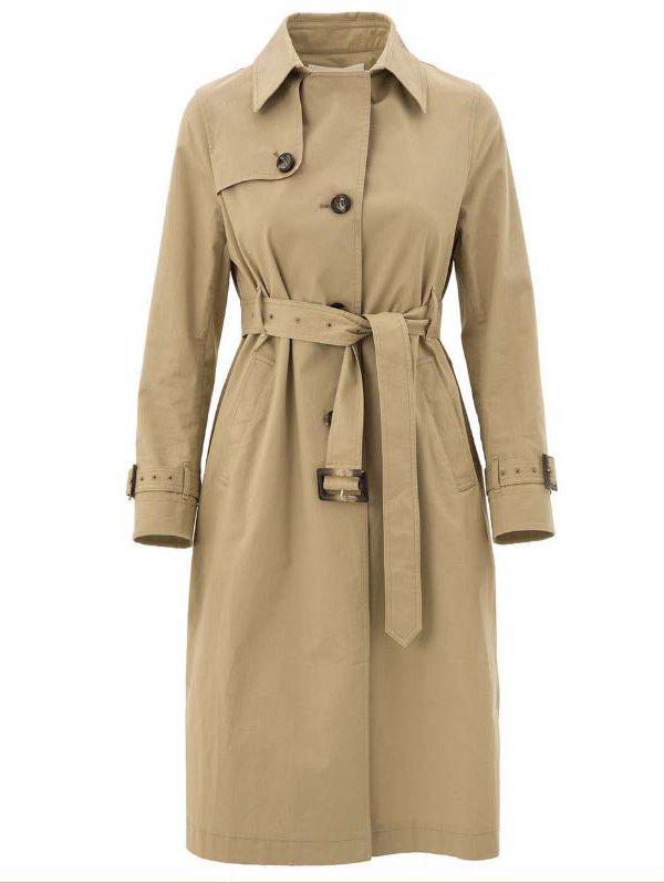 Outfits Ladies Long Classic Trench Coat from Xiaomi Youpin