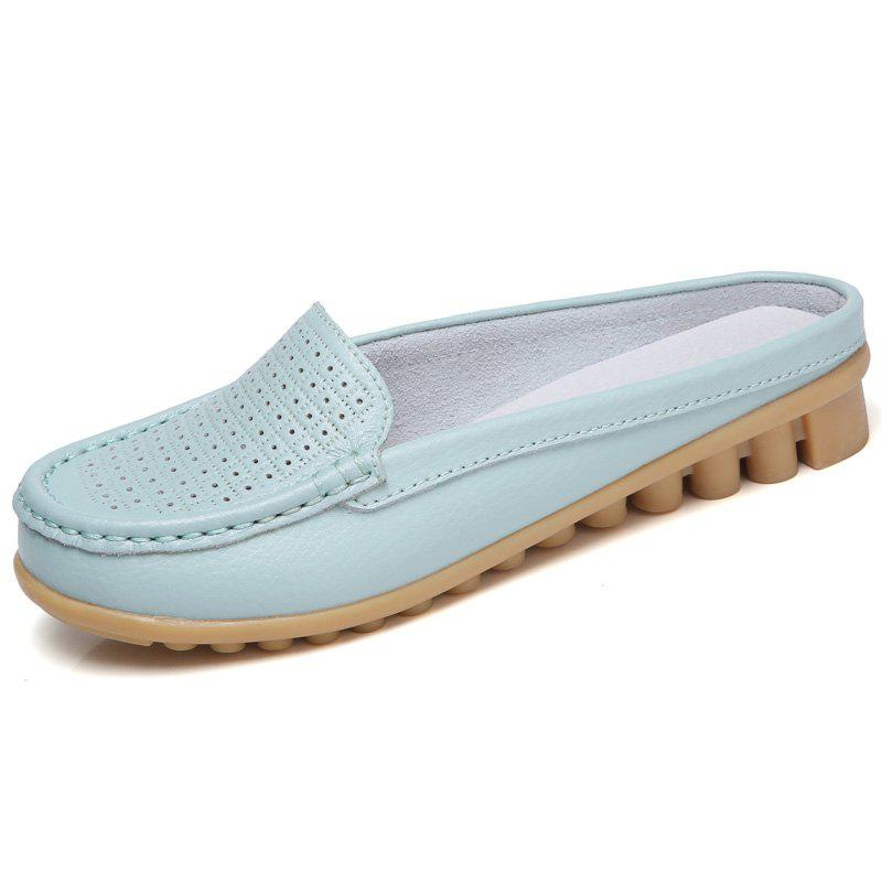 Store Simple Casual Half Slippers