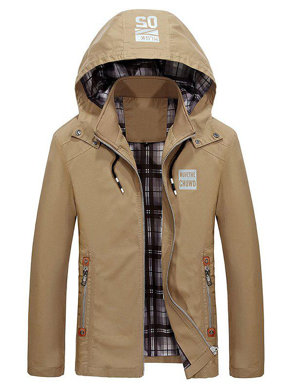 Latest Men's Creative Simple Trench