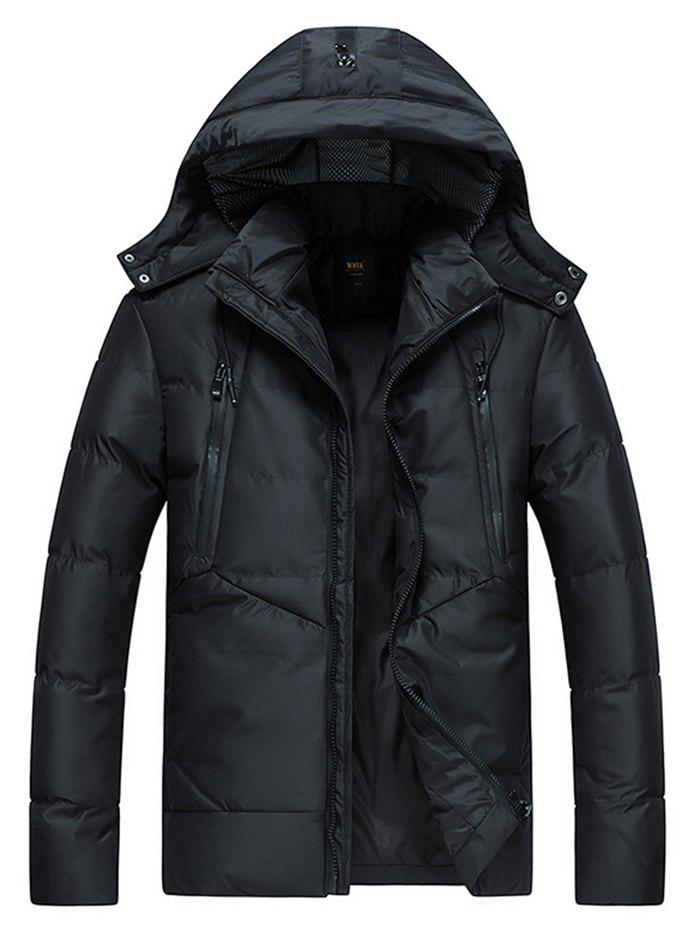 Best Fashion Youth Men's Casual Cotton Jacket
