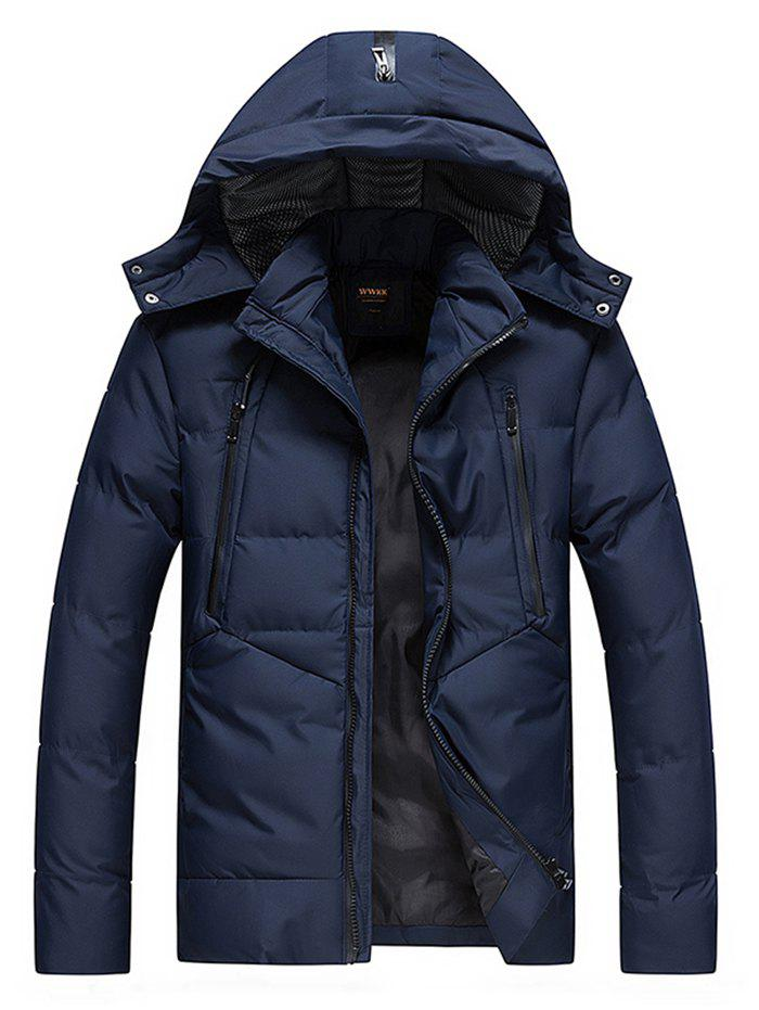 Outfit Fashion Youth Men's Casual Cotton Jacket