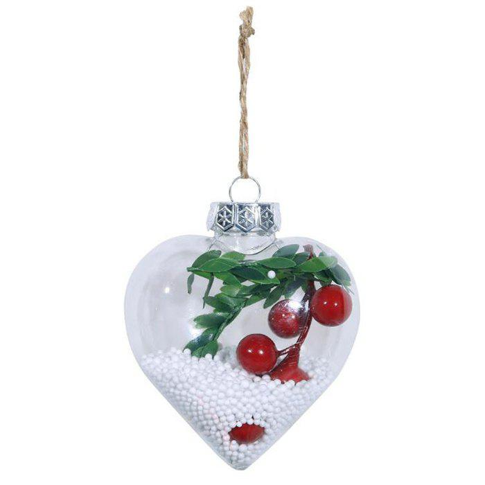 Outfit Christmas Tree Decoration Love Pendant