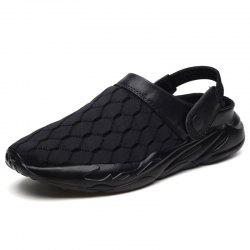 Casual Mesh Slippers -