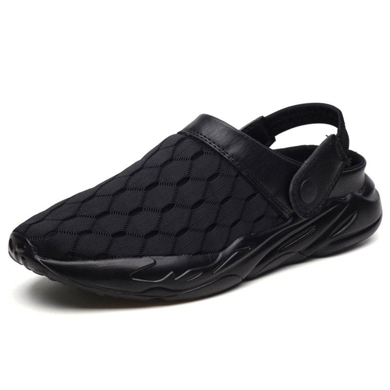 Online Casual Mesh Slippers