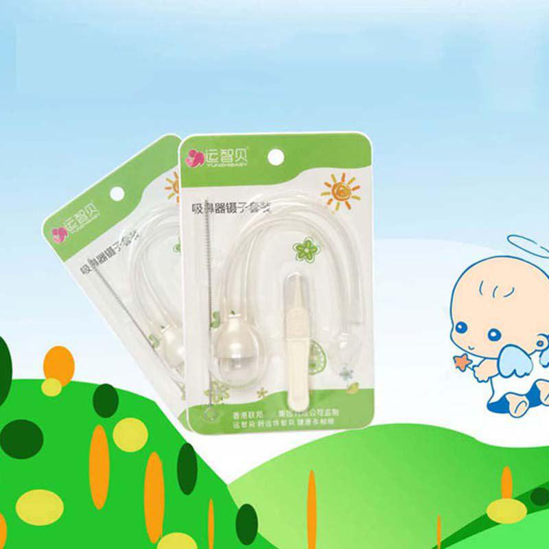 Fancy Baby Nasal Cleaning Kit Suction Device