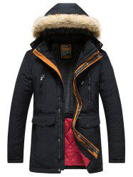 8811 - A532 Winter Youth Men's Thicken Cotton Jacket -