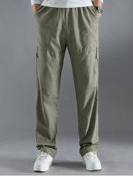 1010 - A532 Summer Casual Trousers Outdoor Large Size Men's Pants -
