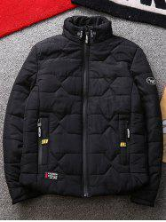 Winter Casual Fashion Warm Cotton Men Parka -