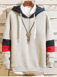 Men's Casual Hooded Sweater Fashion Matching Hoodie -