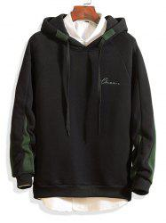 Loose Youth Simple Color Hoodies -