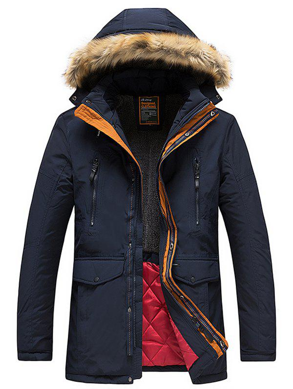 Latest 8811 - A532 Winter Youth Men's Thicken Cotton Jacket